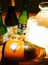 地酒(ミニ瓶)集合